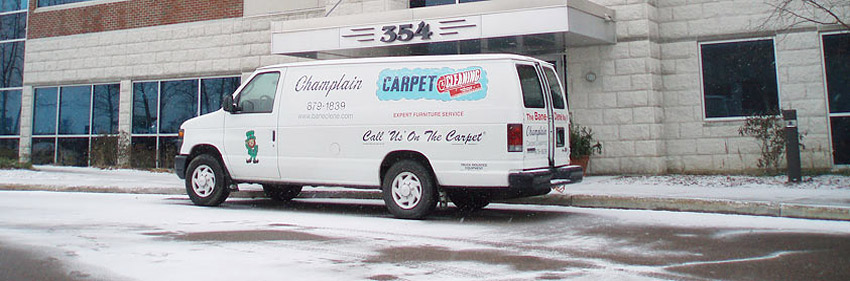 Carpet Cleaning Champlain VT